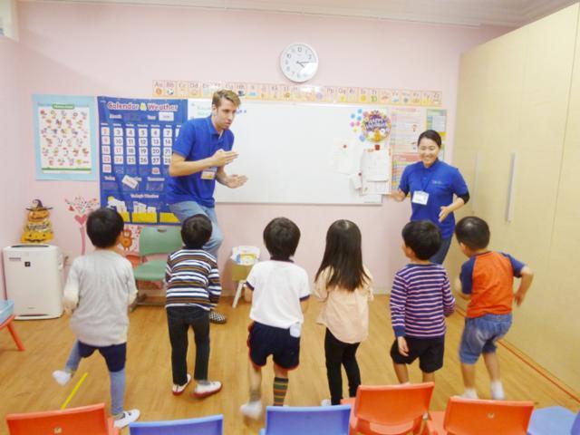 英語で預かる学童保育 Kids Duo 三鷹