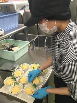 日本給食サービス ジョイライフ鴨居 42146