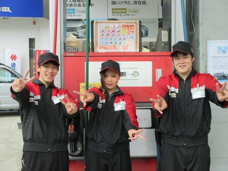 柴田石油 野中SS