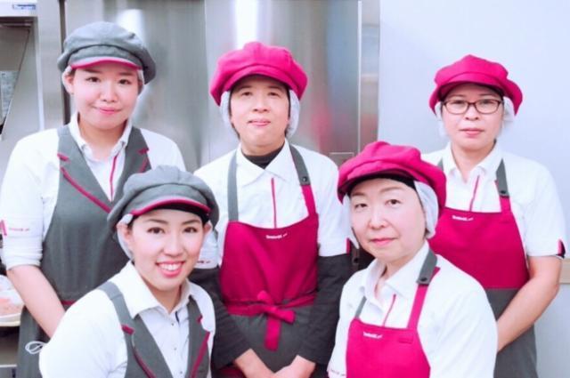 王子製紙富岡工場社食
