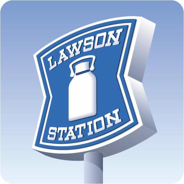 ローソン十条駐屯地店