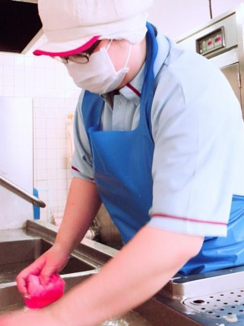 橋本市民病院 厨房