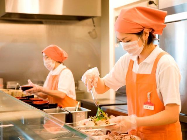 神奈川中央交通 相模原営業所 食堂