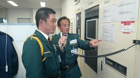 SPDセキュリA 横浜市鶴見区内 大型物流センター