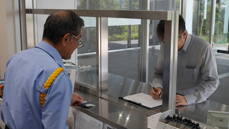 SPDセキュリA 東京都江東区 防災センター内の施設警備