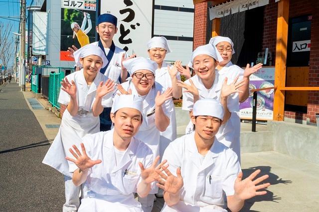 丸亀製麺 イオンモール高岡店  No.110658