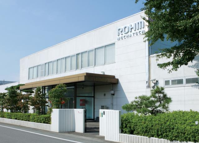 ローム・メカテック株式会社
