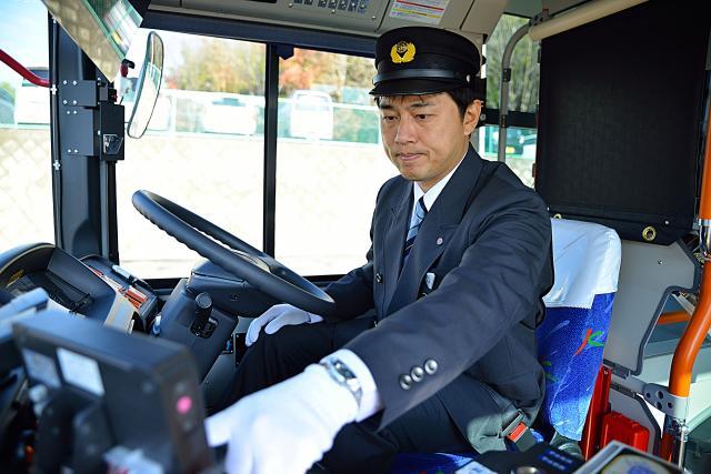京阪バス株式会社 京田辺営業所