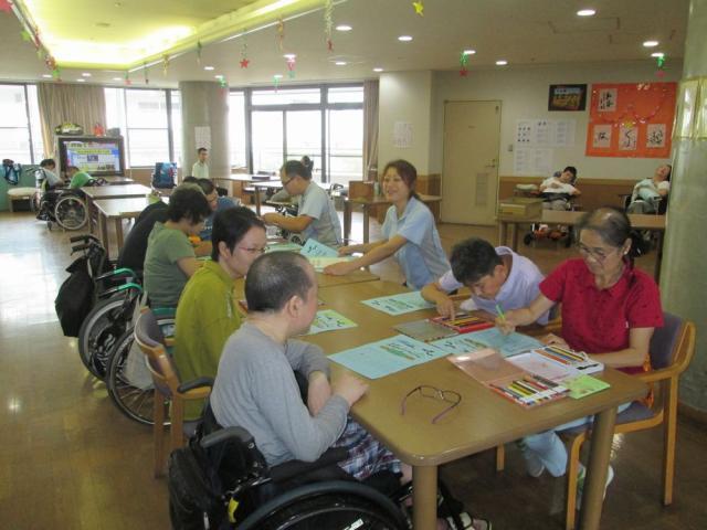大阪府済生会障害者支援施設北村園