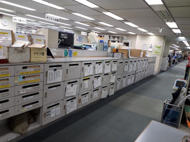 朝日建物管理株式会社 東日本営業本部 物流C・編集物流
