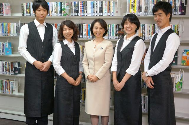 栃木市栃木図書館