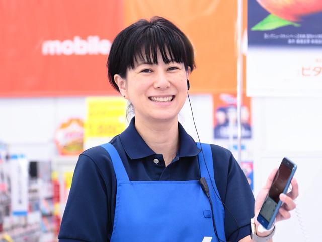 ケーズデンキ 田辺店 携帯販売スタッフ