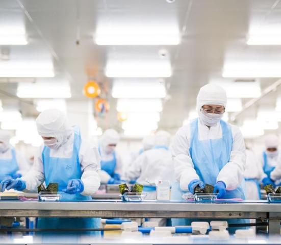藤本食品株式会社 広島工場
