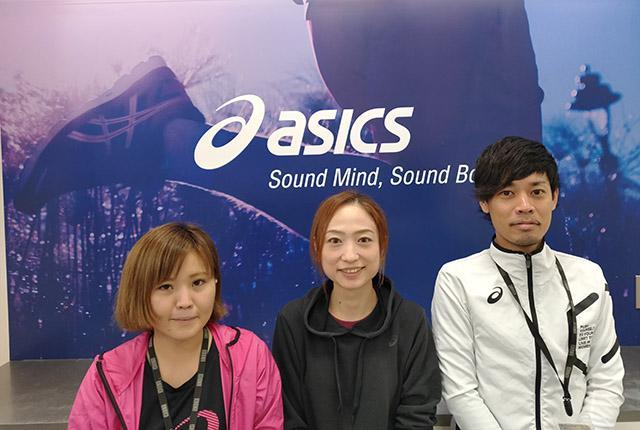 asics FACTORY OUTLET 三井アウトレットパーク 横浜ベイサイド店
