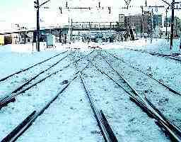 北海道旅客鉄道株式会社 桑園駅