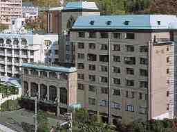 ホテル椿舘