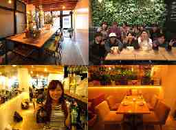 CHINCHOGE CAFE/BAR チンチョーゲ カフェバル