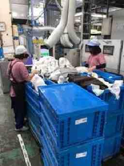 共同リネンサプライ株式会社 下丸子工場