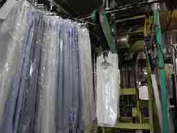 クリーニンググッド長沢工場