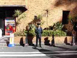 東京警備保障 深谷市の工場施設