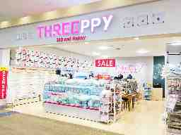 THREEPPY イオンモール常滑店