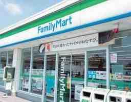 ファミリーマート3店舗合同募集