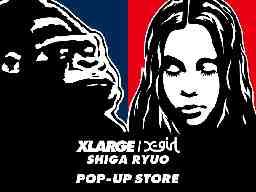 XLARGE/X-girl 滋賀竜王店