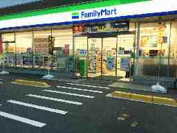 ファミリーマート 岡山田中店