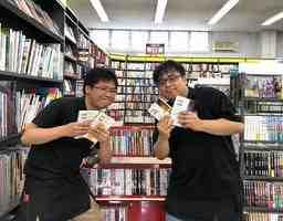 BOOKOFF福井米松店