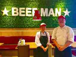 STEAK BEEF MAN