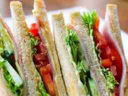 手作りサンドイッチ 一休サン