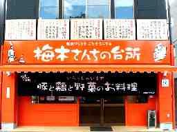 梅木さんちの台所 株 セルビスサービス