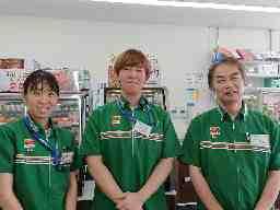 セブンイレブン A 福岡歯科大前店 B 次郎丸4丁目店