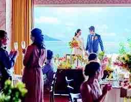 オリゾンブルー 海が見える綺麗な結婚式場