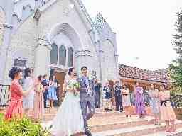 結婚式場「フラールガーデン春日部」