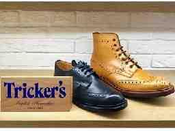 Tricker's < 株 ジー・エム・ティー>