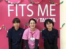 FITS ME A 安倍川駅前店 B 清水さつき通り店