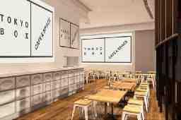 TOKYOBOX café&space 東京ソラマチ店