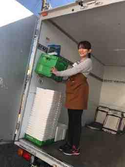 コープデリグループ 株式会社トラストシップ 東所沢事業所 配達同乗 配達支援スタッフ