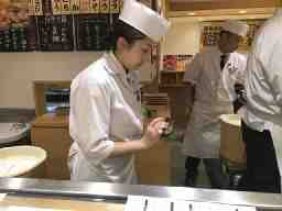 立食い寿司 魚がし日本一 みなとみらい店