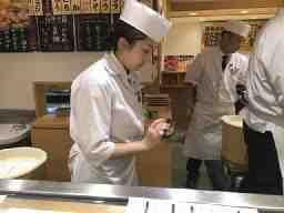 立食い寿司 魚がし日本一 吉祥寺南口店