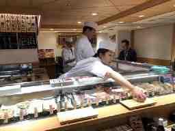 魚がし日本一 近鉄難波駅