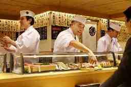 立食い寿司 魚がし日本一 五反田店
