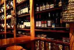隠れ家的ワインバル「MARZAC7」中目黒店
