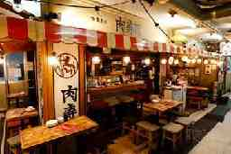 馬肉とお寿司のコラボ「池袋 肉寿司」