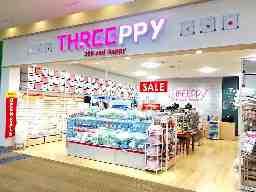 THREEPPY 300andHappy(スリーピー300アンドハッピー)ゆめタウン東広島
