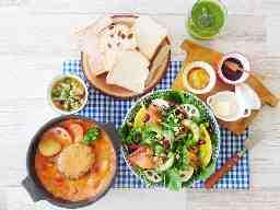 GREEN BAKERY salad&toast