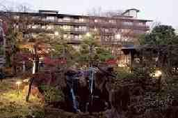 甲府・湯村温泉 松の緑園 常磐ホテル
