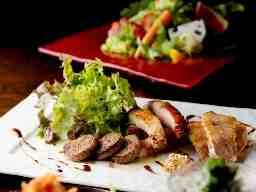 世界の郷土料理と肉料理 テロワールダイニングenso TAMAMIYA