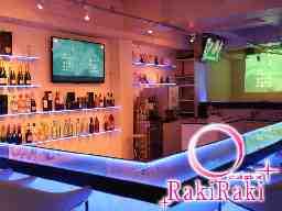 Stylish girls bar RakiRaki